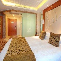 Howard Johnson Paragon Hotel Beijing 4* Номер Делюкс с различными типами кроватей фото 5