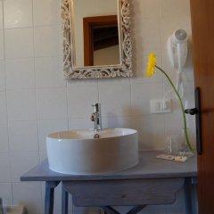 Отель Trulli Soave Альберобелло ванная
