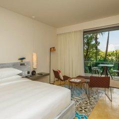 Отель Andaz Mayakoba - a Concept by Hyatt Стандартный номер с различными типами кроватей фото 2