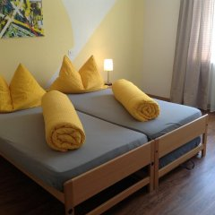 Отель Haus Rhatikon Швейцария, Давос - отзывы, цены и фото номеров - забронировать отель Haus Rhatikon онлайн комната для гостей фото 4