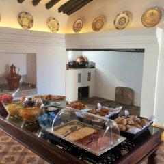 Отель Casa do Peso питание фото 3
