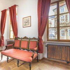 Hotel U Zeleného Hroznu 4* Стандартный номер с различными типами кроватей фото 4