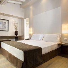 Hotel Orto de Medici 4* Номер Делюкс с двуспальной кроватью