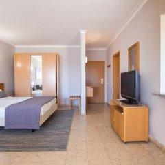 Отель Clube Praia Mar 3* Улучшенная студия с различными типами кроватей фото 3