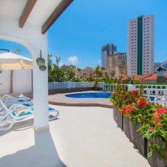Отель Abahana Villa La Higuera балкон