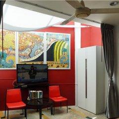 Phuket Paradiso Hotel 3* Стандартный семейный номер с двуспальной кроватью фото 15