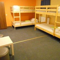Old Town Hostel Кровать в общем номере с двухъярусной кроватью