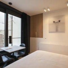 Отель Kaai 11 4* Стандартный номер с различными типами кроватей фото 12