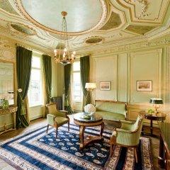 Grand Hotel Les Trois Rois 5* Люкс повышенной комфортности с различными типами кроватей фото 3