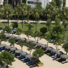 Simena Hotel парковка