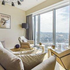 Апартаменты Sky Apartments Rentals Service Апартаменты Премиум с различными типами кроватей фото 15
