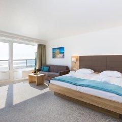 Отель Carat Golf & Sporthotel 4* Номер Комфорт с различными типами кроватей фото 2