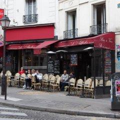 Апартаменты Montmartre Apartments Picasso Париж питание