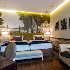 Отель Indigo Санкт-Петербург - Чайковского 4* Улучшенный номер фото 2