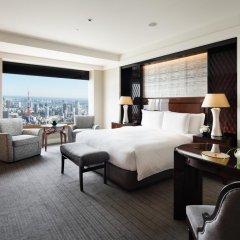 Отель The Ritz Carlton Tokyo 5* Номер Делюкс фото 7