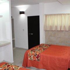 Отель Colonial Cancun Мексика, Канкун - отзывы, цены и фото номеров - забронировать отель Colonial Cancun онлайн комната для гостей фото 4