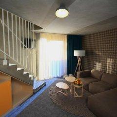 KURSHI Hotel & SPA 3* Люкс с различными типами кроватей фото 3