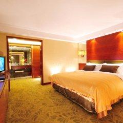 Jianguo Hotel Xi An 5* Люкс повышенной комфортности с различными типами кроватей фото 4