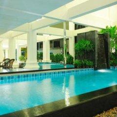 Ansino Bukit Hotel 3* Улучшенный номер двуспальная кровать фото 25