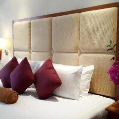 Boulevard Hotel Bangkok 4* Номер Делюкс с разными типами кроватей фото 46