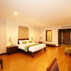 Отель The Heritage Pattaya Beach Resort 4* Номер Делюкс с различными типами кроватей фото 17