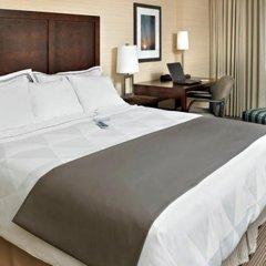 Отель Delta Hotels by Marriott Saskatoon Downtown 3* Стандартный номер с различными типами кроватей фото 4