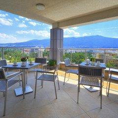 Suite Hotel Sofia балкон