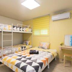 Отель Stay Now Guest House Hongdae Стандартный номер с различными типами кроватей фото 7