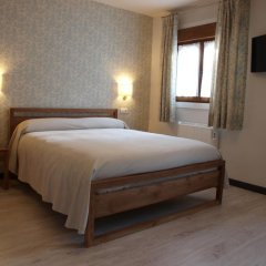 Отель Hosteria Sierra del Oso Потес комната для гостей фото 5