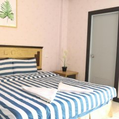 Отель B & L Guesthouse 3* Улучшенный номер с разными типами кроватей фото 8