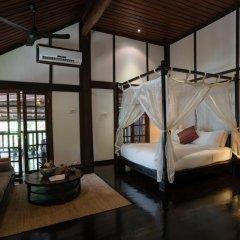 Отель 3 Nagas Luang Prabang MGallery by Sofitel 3* Номер Делюкс с различными типами кроватей фото 4