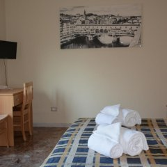 Отель Madre Chiara Domus Стандартный номер с двуспальной кроватью фото 6