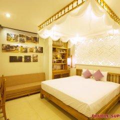 Vinh Hung Library Hotel 3* Улучшенный номер фото 9