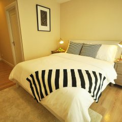 Отель Bangkok Vacation House 4* Улучшенные апартаменты с различными типами кроватей фото 2