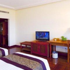 Sanya South China Hotel 4* Стандартный номер с различными типами кроватей фото 5