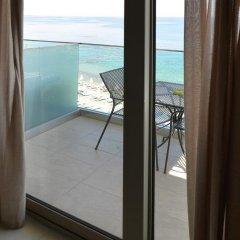 Golden Beach Hotel 4* Стандартный номер с различными типами кроватей фото 6