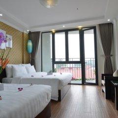 Отель Hanoi Bella Rosa Suite Hotel Вьетнам, Ханой - отзывы, цены и фото номеров - забронировать отель Hanoi Bella Rosa Suite Hotel онлайн в номере фото 2