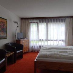 Отель Alpenhotel Residence 3* Стандартный номер с различными типами кроватей фото 3