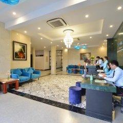 Отель TTC Hotel Premium Hoi An Вьетнам, Хойан - отзывы, цены и фото номеров - забронировать отель TTC Hotel Premium Hoi An онлайн интерьер отеля фото 2