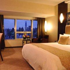 Shanghai Grand Trustel Purple Mountain Hotel 5* Номер Делюкс с двуспальной кроватью