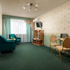 Гостиница Заречная Номер Комфорт с 2 отдельными кроватями фото 4