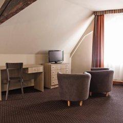 Отель Palác U Kocku 3* Номер Эконом с разными типами кроватей