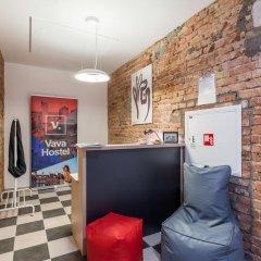 Vava Hostel интерьер отеля