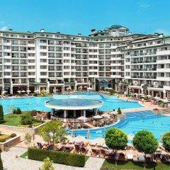 Отель GT Emerald Resort & SPA Apartments Болгария, Равда - отзывы, цены и фото номеров - забронировать отель GT Emerald Resort & SPA Apartments онлайн бассейн фото 3