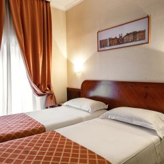 Hotel Smeraldo 3* Номер категории Эконом с различными типами кроватей фото 3