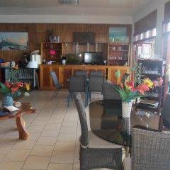Отель Pension Armelle Bed & Breakfast Tahiti Французская Полинезия, Пунаауиа - отзывы, цены и фото номеров - забронировать отель Pension Armelle Bed & Breakfast Tahiti онлайн питание фото 2