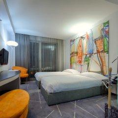 Zira Hotel Belgrade 4* Улучшенный номер с различными типами кроватей фото 7