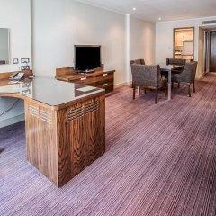 Отель Hilton London Metropole 4* Студия с различными типами кроватей фото 2