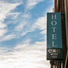 Отель Exe Mitre Барселона