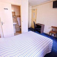 Hotel De La Vallee Париж комната для гостей фото 3